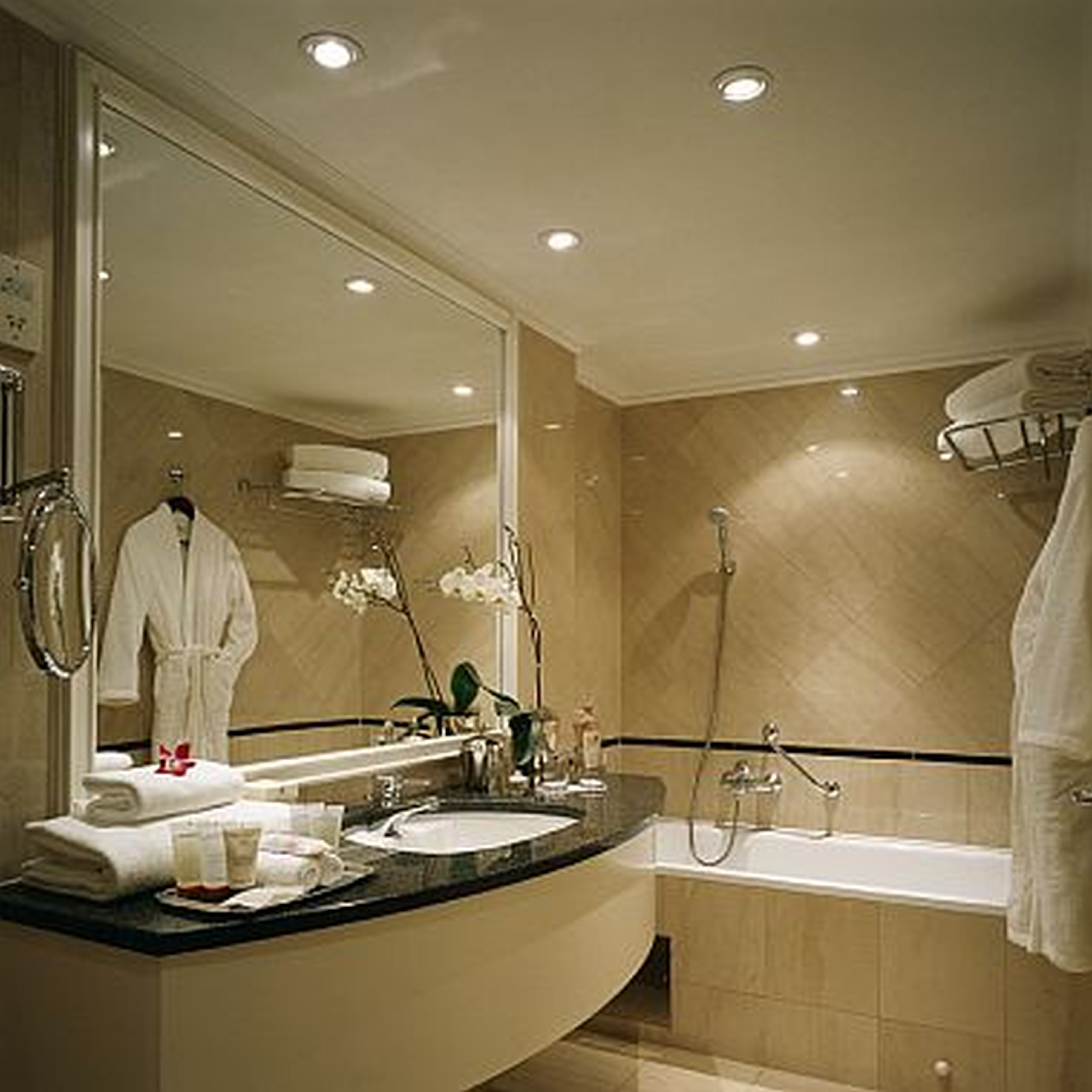 The transformation of the bathroom and toilet has been remarkable…